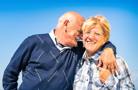 http://www.dreamstime.com/stock-images-happy-senior-couple-love-retirement-joyful-elderly-lifestyle-men-whispering-smiling-her-wife-image40620844